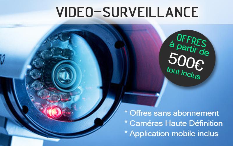 installateur en vidéo-surveillancel à Montpellier
