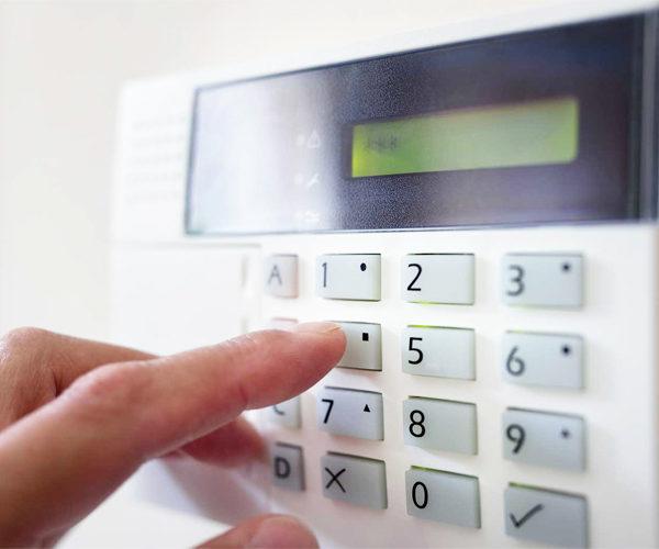 systèmes d'alarme sans fil et filaire à Montpellier
